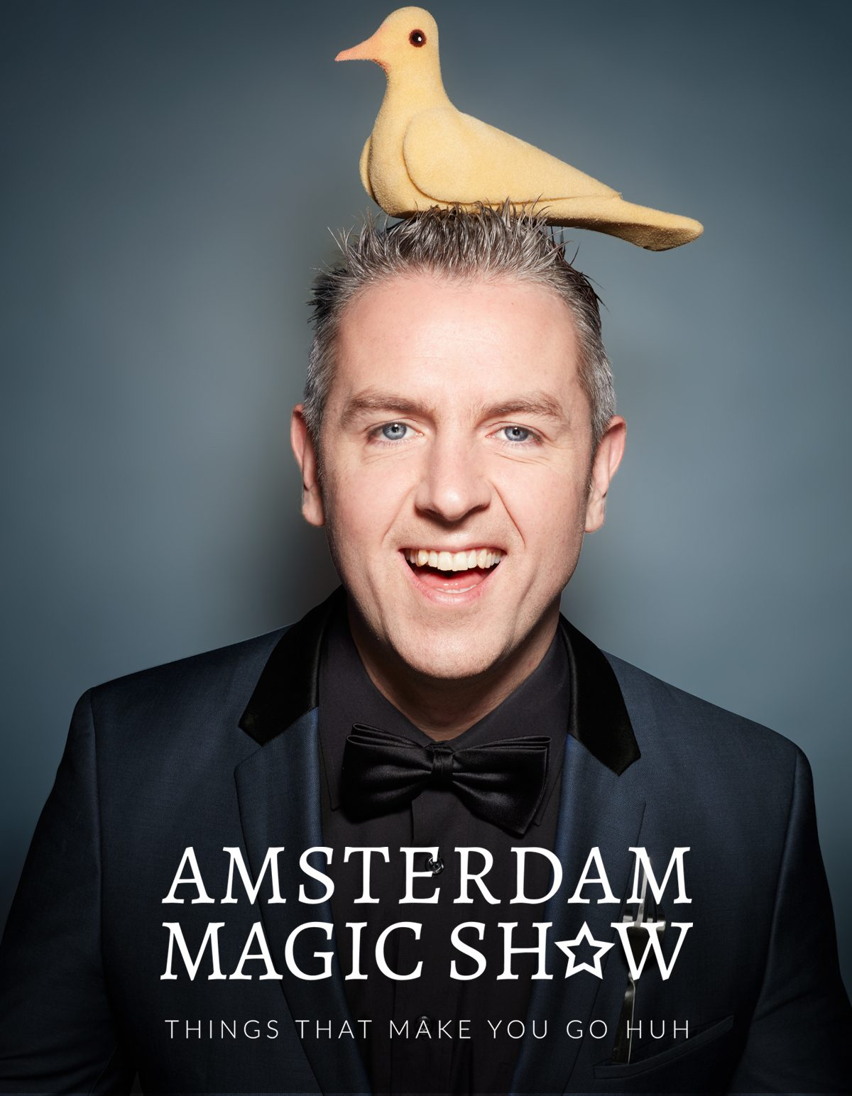 Amsterdam Magic Show Alex Blackwood